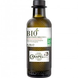 25Cl Huile Olive Bio Xtra Vierge Carapelli