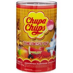 Tubo 150 Sucettes Acidule Chupa Chups