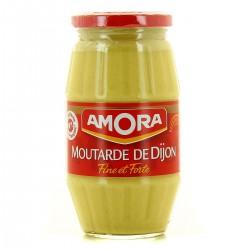 Amora Amora Moutarde Forte Bocal 440G