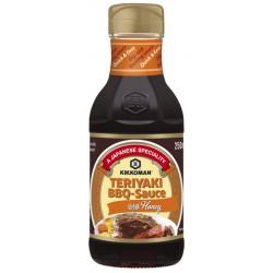 250Ml Sauce Bbq Miel Kikkoman