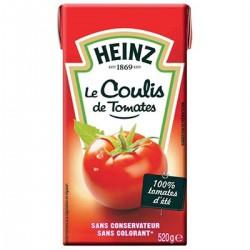 Heinz Coulis De Tomate Heinz Brique 520G