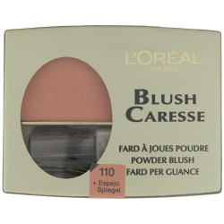 L Oreal - Blush Caresse Fard A Joues Poudre N 110 Peche