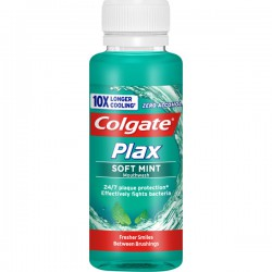 Colg Bdb Plax Soft Mint 100Ml