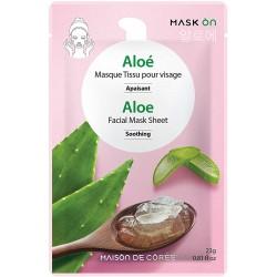Mdc Masque Visage Aloe 23G