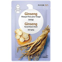 Mdc Masque Visage Ginseng 23G