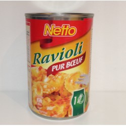Netto Ravioli P.Bf 1/2