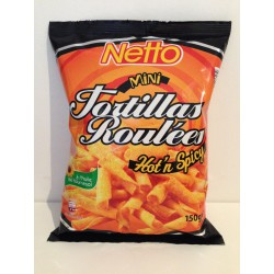 Netto Tortillas Roulee 150G