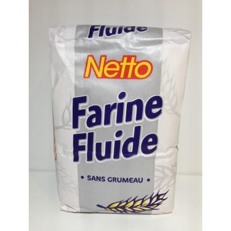 Netto Farine Fluide Kg