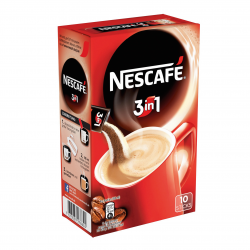 Nescafé 3in1 Stix, 10 Sticks 175g