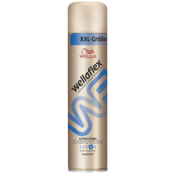Wellaflex Hairspray Extra Strong Hold 400ml