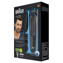 Braun Tondeuse Cheveux Mgk3042