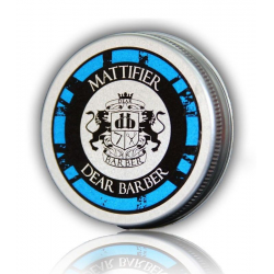 Dear Barber Travel Edition Mattifier Pâte 20g