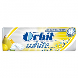 Wrigley´s Orbit White ohne Zucker Chewing Gum Full 14g
