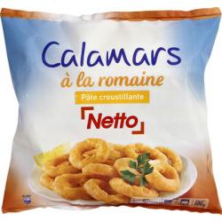 Netto Beignets Calamars 500G