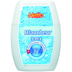 Netto Dent.Liq.2En1 Blanc.75Ml