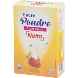 Netto Sucre Semoule Bv 1K