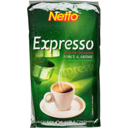 Netto Expresso 250G Ml