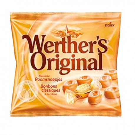175G Caramel Werthers