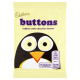 32G Choc Button White Cadbury