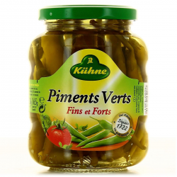 Kuhne Piment Vert Bc 165G
