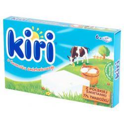 CHEESE KIRI 100g/6 pcs with cottage cheese and cream