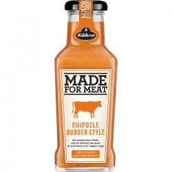 Kühne Sauce Chipotle Burger Au Piment La Bouteille De 235G