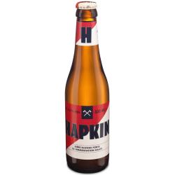 Hapkin Bière Blonde Forte La Bouteille De 33Cl
