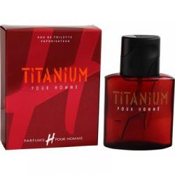 H Pour Homme Titanium Après-Rasage À L'Allantoïne 100 Ml