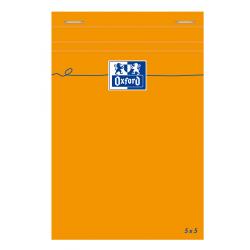 Oxford Bloc De Bureau Agrafés 105X148 Mm 160 Pages 80 G Q5/5