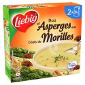 Liebig Soupe D'Asperges Aux Éclats De Morilles Le Paquet De 2 Briques De 300G