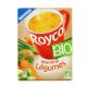 Royco Soupe Déshydratée Légumes Bio La Boite De 3 Sachets De 18G - 54 G