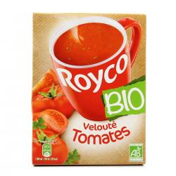 Royco Soupe Tomates Bio Les 3 Sachets De 20Cl