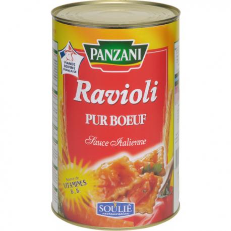 Ravioli Sauce Italienne 5/1 4Kg