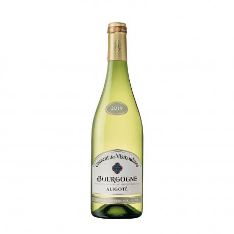Couvent Visitandines Vin Blanc Bourgogne Aligoté 2015 La Bouteille De 75Cl