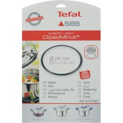 Tefal Joint Pour Clipso Minut Duo 245Mm Noir 5L / 7,5 L / 9L