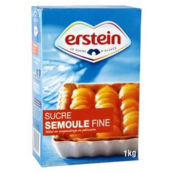 Erstein Sucre Semoule Fine 1Kg
