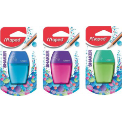 Maped Maped Taille-Crayon 1 Trou Shaker