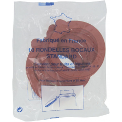 Hutchinson Sac 10 Rondelles Standard 90X68X2,5