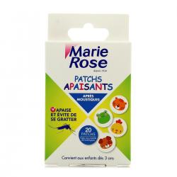 Marie Rose Patch Apaisant Apres Moustiques Des 3 Ans X 20 Patchs