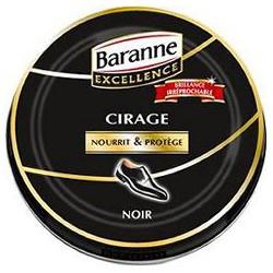 Baranne Cirage Soin Noir Premium Boite 100Ml