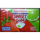 10 Dragees Sweet Gum Fraise Citron Hollywood