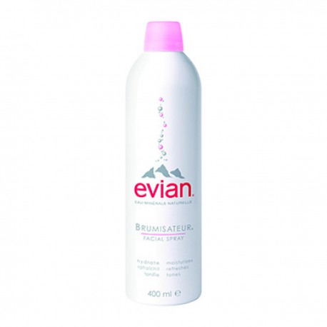 Evian Brumisateur Atomiseur 400Ml