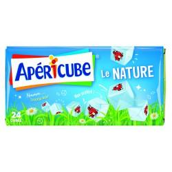 Apericube Apéricube Nature 24 Cubes 125G