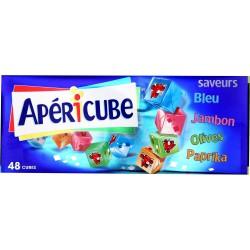 Apericube Apéricube Cocktail 48 Cubes 250G