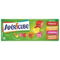 Apericube Apéricube Long Drink 48 Cubes 250G