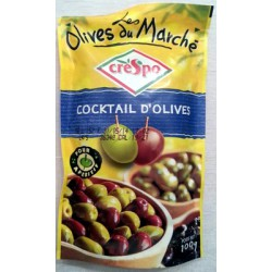Crespo Cocktail Olive Dx 100G
