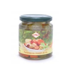 Variantes De Legumes Boc.314Ml Crespo
