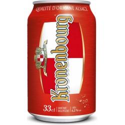 Bte 33Cl Biere Kronenbourg