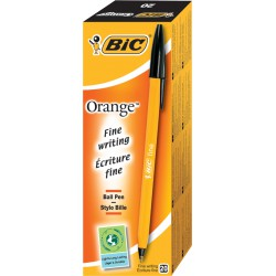 Bte 20 Orange Fine Noir