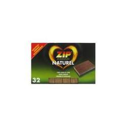 Zip Naturel Bloc X32Cubes